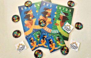 "CD's & VINYLES DE ROD ANTON A GAGNER !! DERNIER ALBUM ""UBATUBA"""