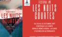 FESTIVAL LES NUITS COURTES – DU 20 AU 22 OCTOBRE 2017 – FONTENAY-LE-COMTE (85)