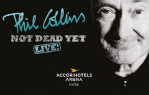 PHIL COLLINS ACCORHOTELS ARENA PARIS #LIVE REPORT @ DIEGO ON THE ROCKS