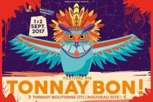 FESTIVAL TONNAY BON - 1 & 2 SEPTEMBRE 2017 - TONNAY-BOUTONNE (17)