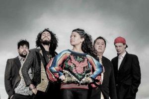 « FIESTA LOCOMBIA ! » LA CHIVA GANTIVA + CURUPIRA + DJ SET - CAPC - MERCREDI 25 OCTOBRE 2017 - BORDEAUX