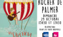 LEO et LEON et LA DIVA NOVA – ROCHER DE PALMER – DIMANCHE 29 OCTOBRE 2017 – CENON