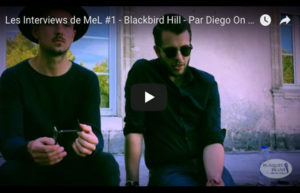 INTERVIEW VIDEO #1 - BLACKBIRD HILL @DIEGO ON THE ROCKS