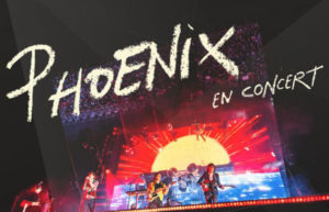 PHOENIX - ACCORHOTELS ARENA - PARIS #LIVE REPORT @ DIEGO ON THE ROCKS