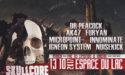 SKULLCORE- ESPACE DU LAC – VENDREDI 13 OCTOBRE 2017 – BORDEAUX
