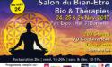 SALON DU BIEN ÊTRE – DU 24 AU 26 NOVEMBRE 2017 – PARC DES EXPOSITIONS – BORDEAUX