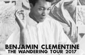 BENJAMIN CLEMENTINE - BORDEAUX #LIVE REPORT @ DIEGO ON THE ROCKS