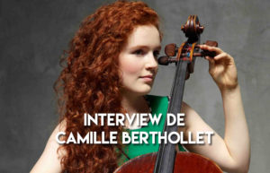 INTERVIEW VIDEO #7 - CAMILLE BERTHOLLET @DIEGO ON THE ROCKS