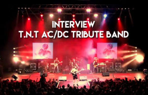 INTERVIEW VIDEO #6 - T.N.T (AC/DC TRIBUTE BAND) @DIEGO ON THE ROCKS