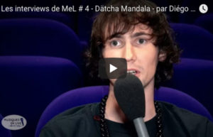 INTERVIEW VIDEO #4 - DATCHA MANDALA @DIEGO ON THE ROCKS