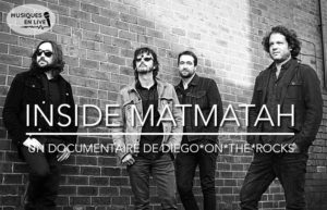 INTERVIEW VIDEO #10 - INSIDE MATMATAH @ DIEGO ON THE ROCKS