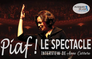 INTERVIEW VIDEO #8 - ANNE CARRERE - PIAF! @DIEGO ON THE ROCKS