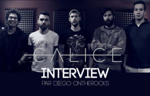 INTERVIEW VIDEO #12 - CALICE @ DIEGO ON THE ROCKS