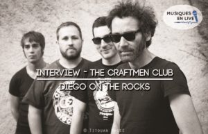 INTERVIEW VIDEO #11 - CRAFTMEN CLUB @ DIEGO ON THE ROCKS