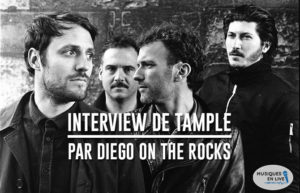 INTERVIEW VIDEO #14 - TAMPLE @ DIEGO ON THE ROCKS