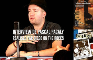 INTERVIEW VIDEO #15 - PASCAL PACALY @ DIEGO ON THE ROCKS