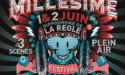 MILLESIME FESTIVAL – PLEIN AIR – 1 & 2 JUIN 2018 – HIPPODROME DE LA REOLE