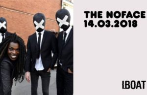 THE NOFACE - BORDEAUX IBOAT #LIVE REPORT @ DIEGO ON THE ROCKS