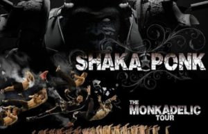 SHAKA PONK - BORDEAUX ARENA #LIVE REPORT @ DIEGO ON THE ROCKS