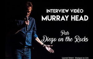 INTERVIEW VIDEO #20 - MURRAY HEAD @ DIEGO ON THE ROCKS