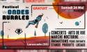 FESTIVAL LES ONDES RURALES – SAMEDI 26 MAI 2018 – LARUSCADE (33)