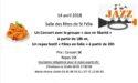 REPAS CONCERT – JAZZ EN LIBERTE – SAMEDI 14 AVRIL 2018 – SALLE DES FETES DE ST FELIX [16]