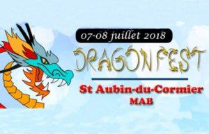 DRAGON'FEST 2018 - UN FESTIVAL BRETON EN L'HONNEUR DU DRAGON
