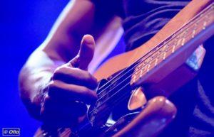 MARCUS MILLER - PALMER CENON - #LIVE REPORT@FRANCK HERCENT
