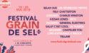 FESTIVAL GRAIN DE SEL – 18 > 20 MAI 2018 – CASTELSARRASIN (82)