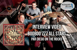 INTERVIEW VIDEO #24 - BOOBOO'ZZZ ALL STARS @ DIEGO ON THE ROCKS