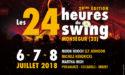 FESTIVAL LES 24H DU SWING 2018 – 29EME EDITION – 6 > 8 JUILLET – MONSEGUR