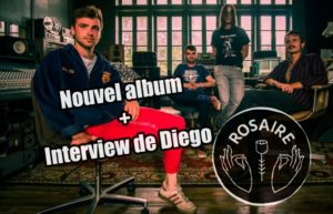 INTERVIEW ROSAIRE @ DIEGO ON THE ROCKS