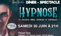 DINER SPECTACLE HYPNOSE AVEC CHRIS SEYNER – SAMEDI 30 JUIN 2018 – RESTAURANT PLANET ASIA – BEGLES