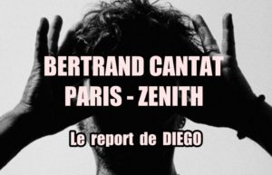 BERTRAND CANTAT - PARIS #LIVE REPORT @ DIEGO ON THE ROCKS