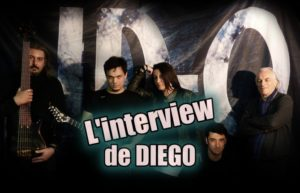 INTERVIEW VIDEO #30 - ID-O @ DIEGO ON THE ROCKS