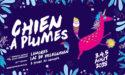 FESTIVAL CHIEN A PLUMES – 3 > 5 AOUT 2018 – LAC DE VINGEANNE – VILLEGUSIEN-LE-LAC