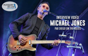 INTERVIEW VIDEO #27 - MICHAEL JONES @ DIEGO ON THE ROCKS