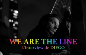 INTERVIEW WE ARE THE LINE @ DIEGO ON THE ROCKS