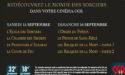 MARATHON HARRY POTTER – CINÉMA MÉGA CGR LE FRANÇAIS –  2018 – BORDEAUX