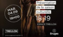 PRESENTATION DE LA SAISON CULTURELLE – ESPACE CULTUREL TREULON – MARDI 4 SEPTEMBRE 2018 – BRUGES