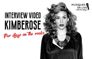 INTERVIEW VIDEO #32 - KIMBEROSE @ DIEGO ON THE ROCKS