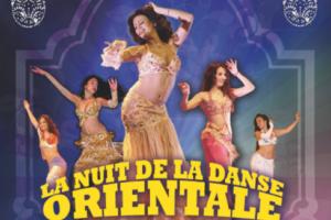 VOYAGE AU COEUR DE LA DANSE ORIENTALE - SAM. 17 NOVEMBRE 2018  - REPORTÉ !!!
