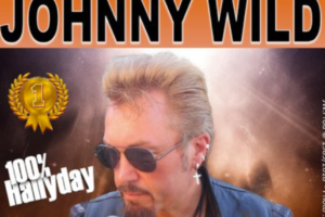 SOSIE JOHNNY HALLYDAY - JOHNNY WILD - VEN. 07 DÉCEMBRE 2018 - LA COUPOLE - ST LOUBÈS