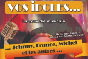 VOS IDOLES - MER. 14 NOVEMBRE 2018 - LA COUPOLE - ST LOUBES