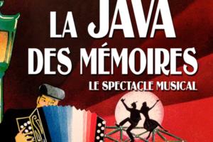 LA JAVA DES MÉMOIRES - CASINO THEATRE BARRIERE - DIM. 7 AVRIL 2019 - BORDEAUX
