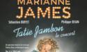 MARIANNE JAMES – CASINO THÉÂTRE BARRIÈRE – SAM 16 MARS 2019 – BORDEAUX