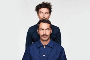 BEN ET ARNAUD - L'ENTREPÔT DU HAILLAN - VENDREDI 30 NOVEMBRE 2018 - LE HAILLAN