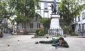 JEAN, SOLO POUR UN MONUMENT AUX MORTS – ESPLANADE CHARLES DE GAULLE  – MARDI 6 NOVEMBRE 2018 – BRUGES