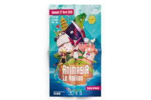ANIMASIA - SAMEDI 27 AVRIL 2019 - L'ENTREPÔT - LE HAILLAN