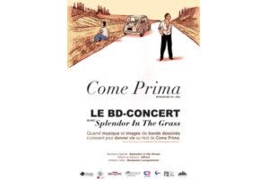 COME PRIMA- LE CUBE - VENDREDI 17 MAI 2019 - VILLENAVE D'ORNON